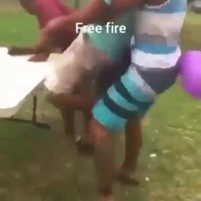 Fuego gratis