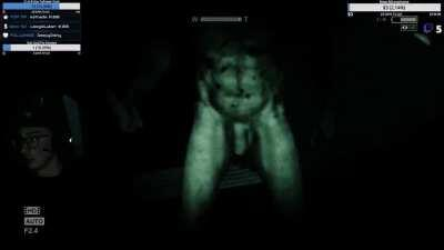 Outlast has a lot of these.