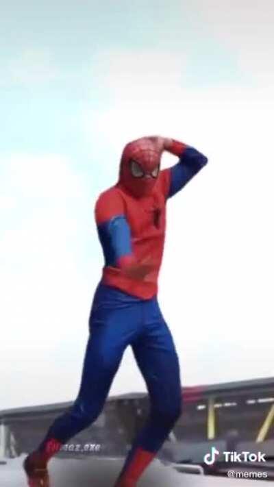Spider-man is the best!