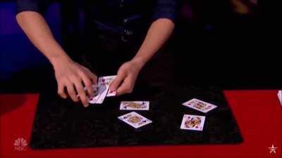 Black magic by magician Shin Lim