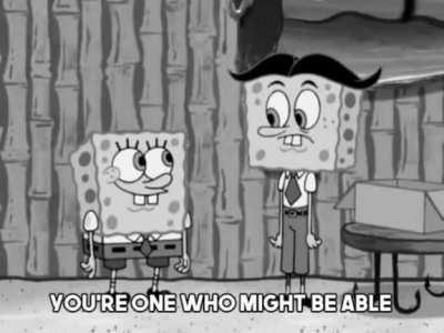 Naruto explained by one SpongeBob scene.
