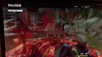 This Ray Gun Jumpscare...