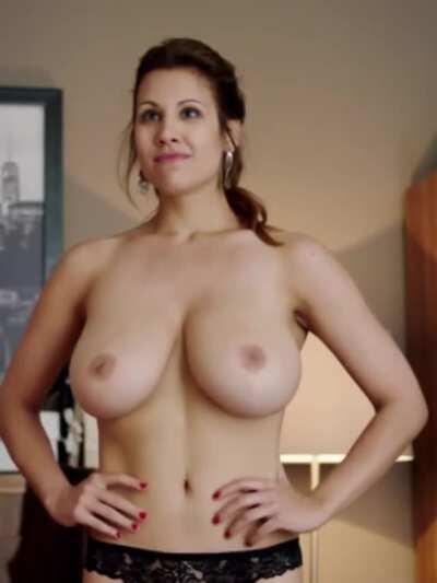 Alexandra Horváth, i can suck those boobs all day