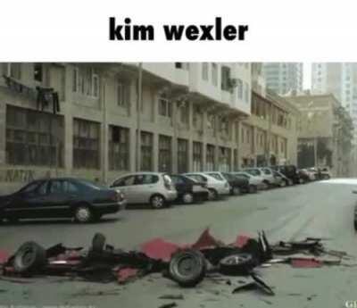 more like kim sexler 😏