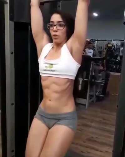 Amira Daher [gif]