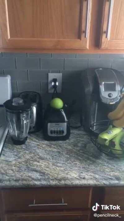 apple meet blender