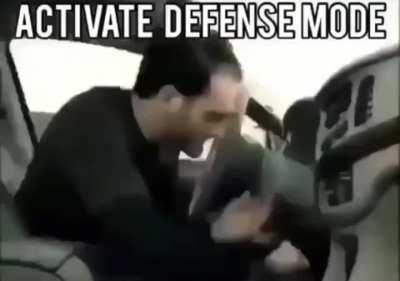 Monke defense mode