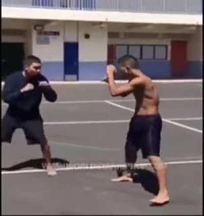 Not sure if this is a repost but mean 2 peice combos