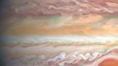 New images of Jupiter from Hubble telesce