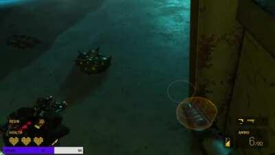 A scare from my Half Life Alyx stream