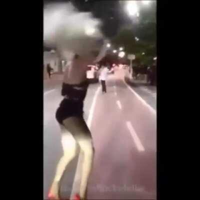 Bitch you thought!