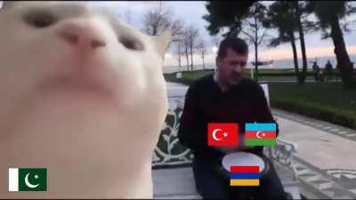 Fresh Footage from Armenia: Pakistani, Turkish and Azerbaijani Forces on Ground