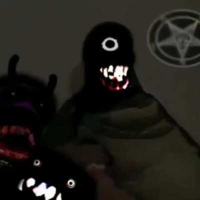Wait until the void shows itself
