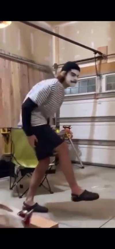 Wonderful mime
