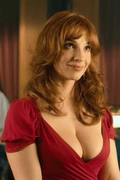Men in Hope (2011) Vica Kerekes as Sarlota (lethal cleavage) part 1 [cropped, sharpen] 1080p