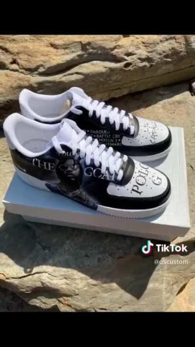 🔥 Custom Polo G shoes 🔥🔥🔥 : PoloG