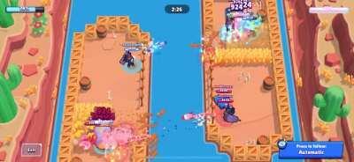 10 second heist match