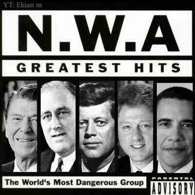 [DEEP FAKE] 6 U.S. Presidents rap