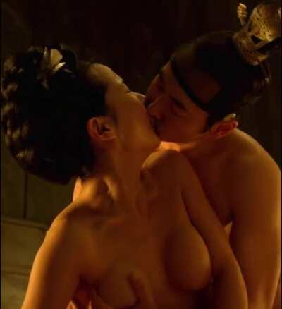 Jo Yeo-jeong - in 'The Concubine'