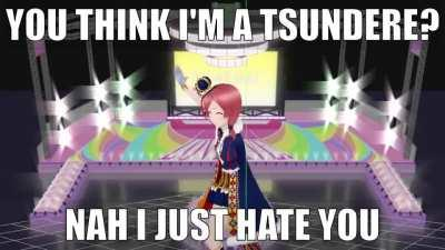 Maki has a message for you