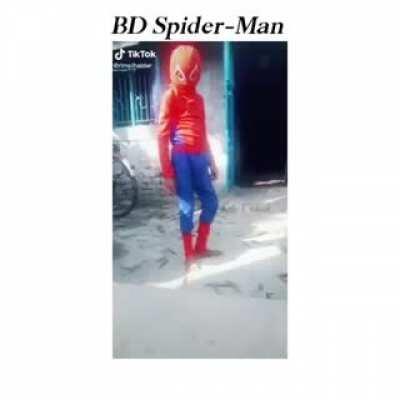 Spiderman 😎