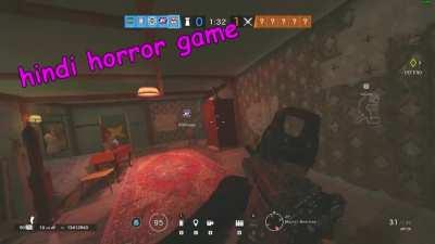 My friends played a game of siege