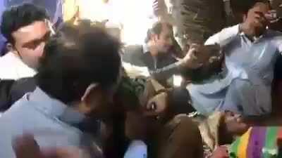 Pakistani Hindu Hari, curses and beats himself for being born as Hindu. His daughter was abducted and gang raped. She is in serious condition right now