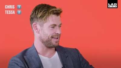 Hemsworth & Thompson play Impressions