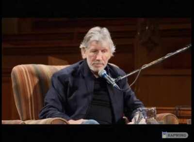 Pink Floyd's Roger Waters on Palestine