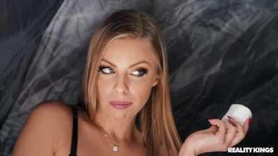 Britney Amber Loves Marshmallows