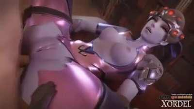 Widowmaker Fuck (Xordel, Audiodude) [Overwatch]