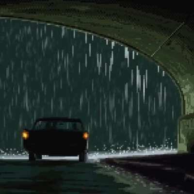 Waiting under the bridge, Me, Digital, 2020