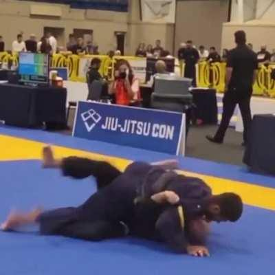 I hit an uchimata in my competition yesterday!