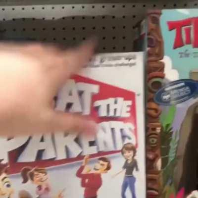 Beat the parents: fun for the whole family!