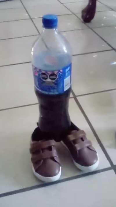 La Pepsi con tenis 💪💪