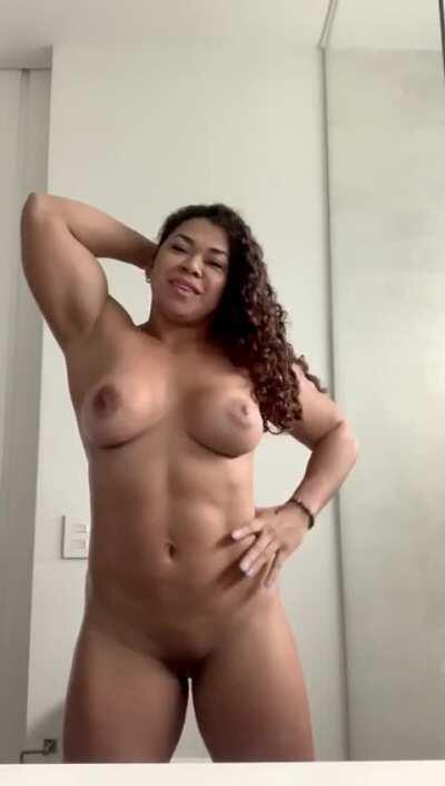 Wanna pound me hard?