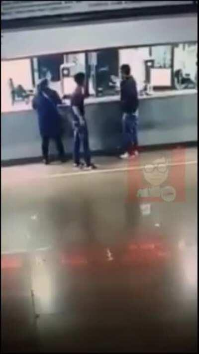 Bully gets what's coming to him