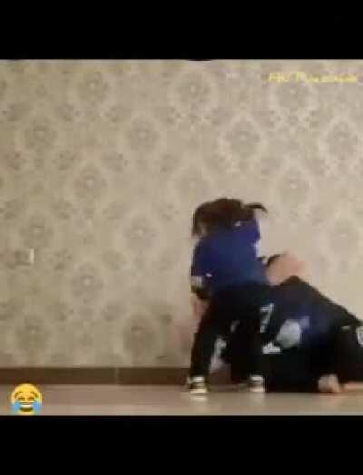 WCGW not taking a 5 year old girl seriously
