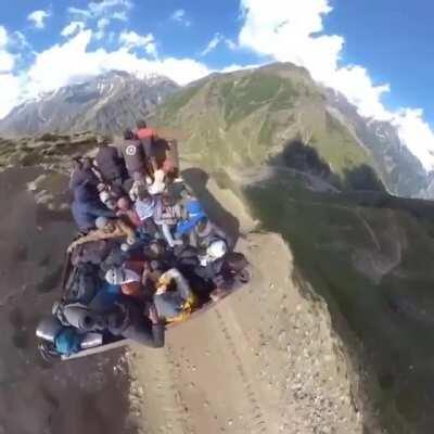 Himalayan public transport