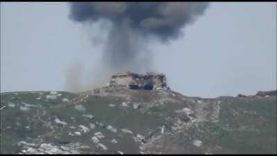 IndianArmy blows up Pakistani bunker in retaliation against LoC ceasefire violation in Jammu and Kashmir; eliminates at least 8 soldiers