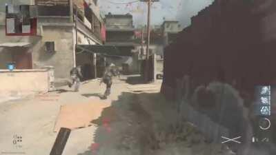 Knightwing in Call of Duty Modern Warfare