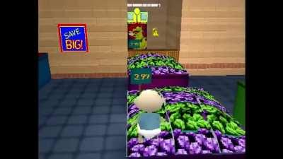 When A PS1 Game Has To Make Its Own Physics