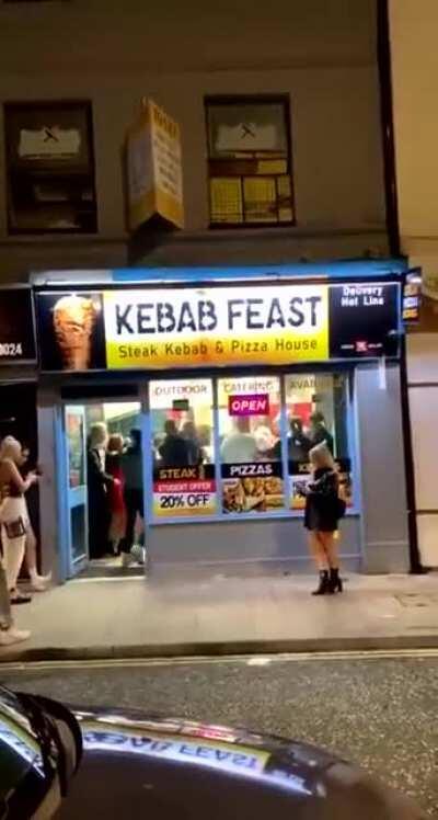 Its a Kebab Feast!