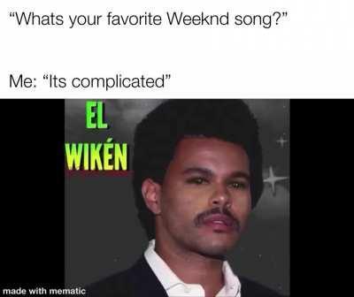 Brooo El Wikén is popping tho