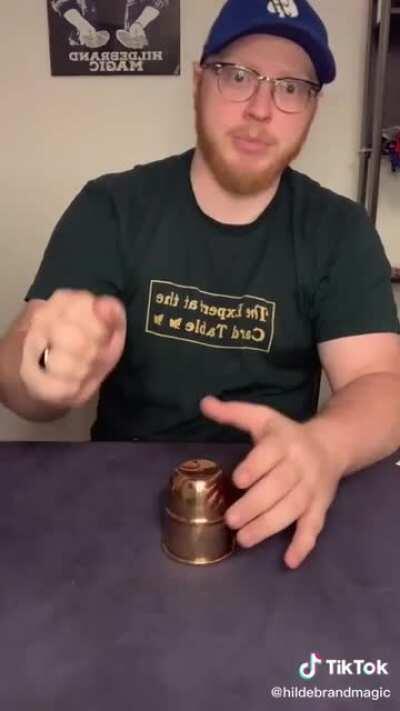 Worlds oldest magic trick