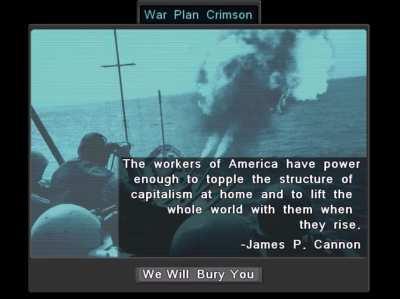 War Plan Crimson Superevent