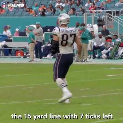 This play will never get old! Miami Miracle