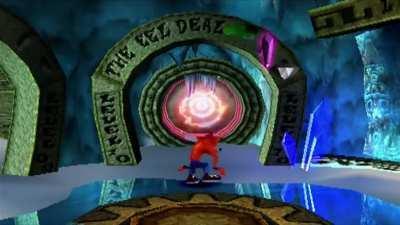 How Noobs Enter a Warp Room Portal