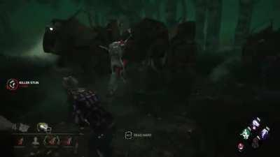 dead by daylight can be scary
