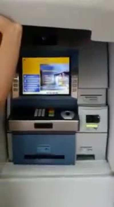 ATM card skimmers are so 2010's.